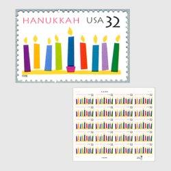 アメリカ 1996年 ハヌカー祭32c