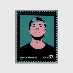 アメリカ 2002年アーティスト アンディ・ウォーホル