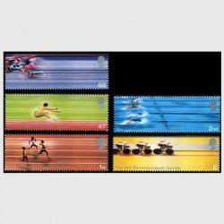 イギリス 2002年 英連邦競技大会5種