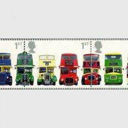 イギリス 2001年 2階だてバス150年