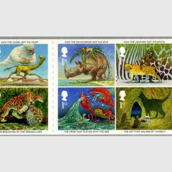 イギリス 2002年動物なるほど物語10種