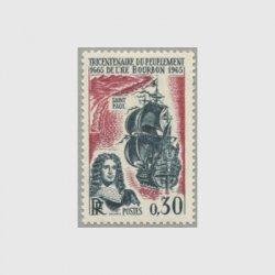 フランス 1965年ブールボン島植民300年