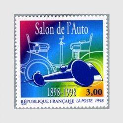 フランス 1998年自動車サロン100年