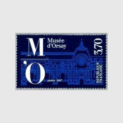 フランス 1986年オルセー美術館開館