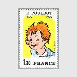 フランス1979年 プルボー生誕100年