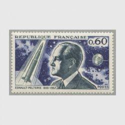 フランス 1967年エスノー・プルトリエ死去10年