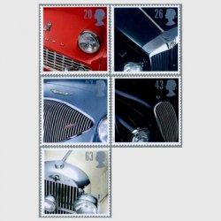 イギリス1996年クラシックカー5種
