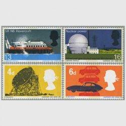 イギリス1966年イギリスの技術4種
