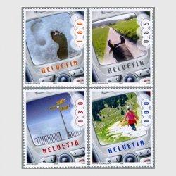 スイス 2005年マルチメッセージサービス4種