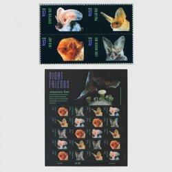 アメリカ 2002年コウモリ