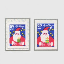 アメリカ 1994年クリスマス サンタクロース