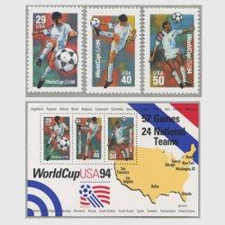 アメリカ 1994年ワールドカップ、サッカー選手権大会