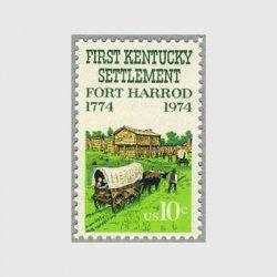 アメリカ 1974年ケンタッキー植民200年