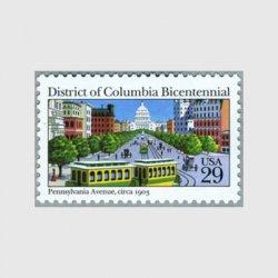 アメリカ 1991年コロンビア地区200年