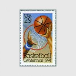 アメリカ 1991年バスケットボール100年