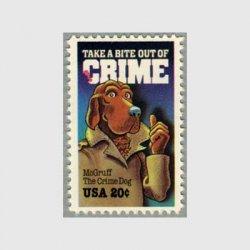 アメリカ 1984年犯罪防止運動