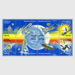 アメリカ 1981年宇宙開発8連