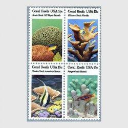 アメリカ 1980年サンゴ礁田型