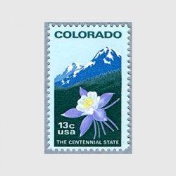 アメリカ 1977年コロラド州100年
