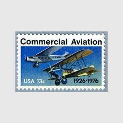 アメリカ 1976年商業飛行50年