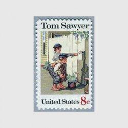 アメリカ 1972年トムソーヤー