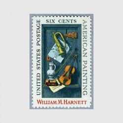 アメリカ 1969年画家W.M.ハーネット