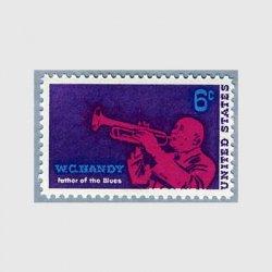 アメリカ 1969年音楽家W.C.ハンディ