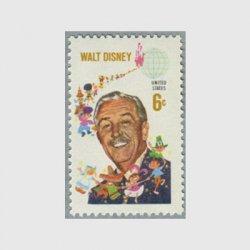 アメリカ 1968年W.ディズニー