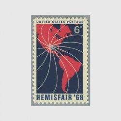 アメリカ 1968年南北アメリカ博