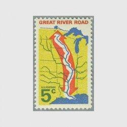 アメリカ 1966年グレートリバーロード