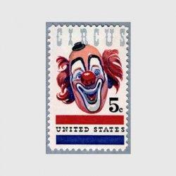 アメリカ 1966年サーカス