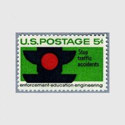 アメリカ 1965年交通安全