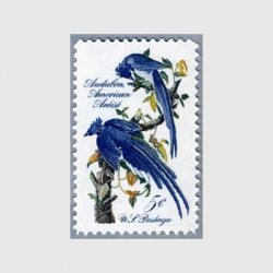 アメリカ 1963年鳥類学者J.J.オーデュボン