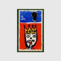 イギリス 1966年クリスマス王様