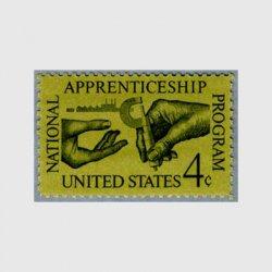 アメリカ 1962年職業訓練法25年