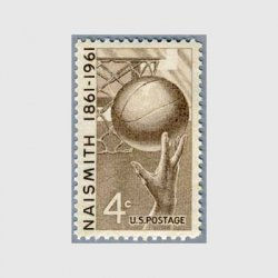 アメリカ 1961年バスケットボール70年