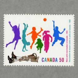 カナダ 2005年ポリオワクチン50年
