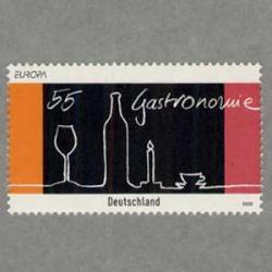 ドイツ 2005年ヨーロッパ切手 ワイン