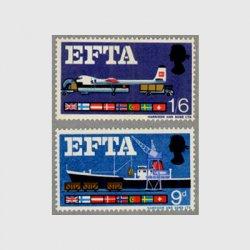 イギリス 1967年欧州自由貿易連合2種