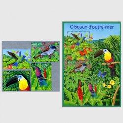 フランス2003年 フランスの自然 海外の鳥