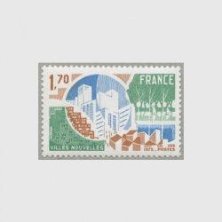 フランス 1975年新都市計画