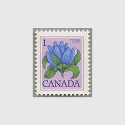 カナダ 1979年リンドウ