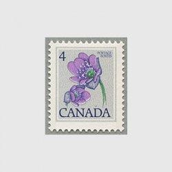 カナダ 1979年ユキワリソウ