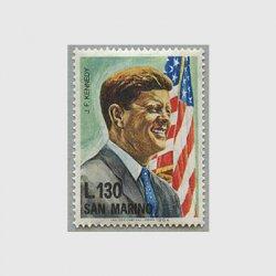 サンマリノ 1964年J.F.ケネディ