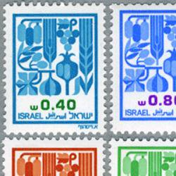 イスラエル 1982年特産品10種