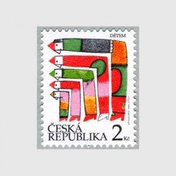 チェコ共和国 1994年子供の日