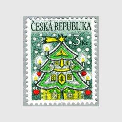 チェコ共和国 1995年クリスマス