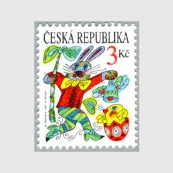 チェコ共和国 1997年イースター