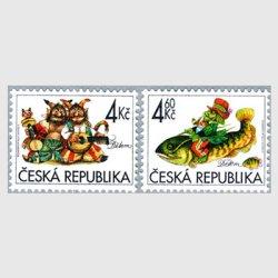 チェコ共和国 1998年国際子供年