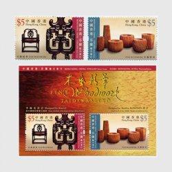 中国香港 2007年Wood Work